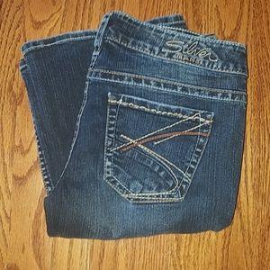 Silver brand denim jeans size 29 Frances